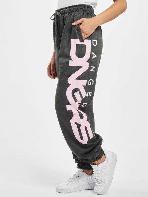 Dangerous DNGRS / Sweat Pant Classic in grey - XL