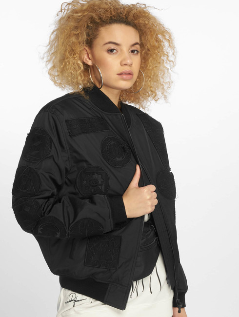 De Ferro / Bomber jacket Elite in black
