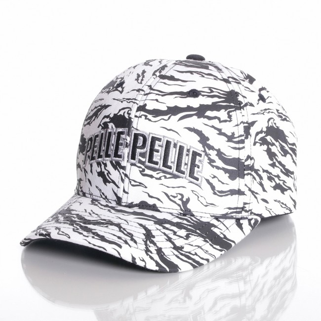 Pelle Pelle Jungle tactics curved snapback White tiger - 1SIZE