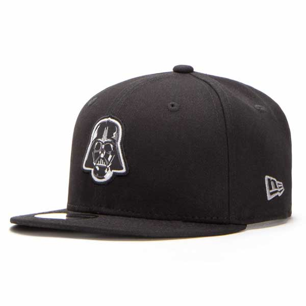 Detská šiltovka New Era 9Fifty Child Star Wars Darth Vader Black - UNI