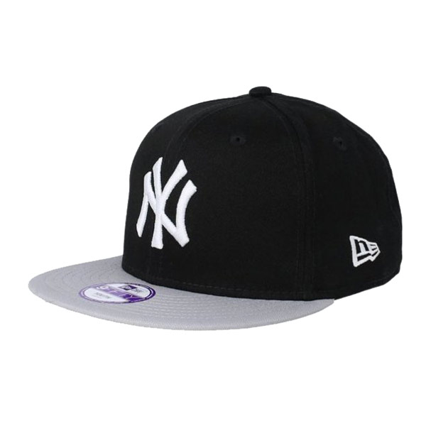 DETSKÁ NEW ERA 9FIFTY YOUTH MLB BASIC NEW YORK YANKEES CAP BLACK
