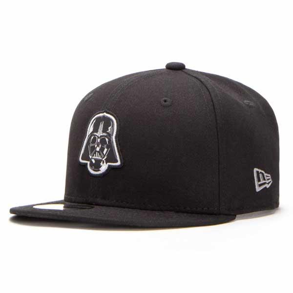 Detská šiltovka New Era 9Fifty Youth Star Wars Darth Vader Black - UNI