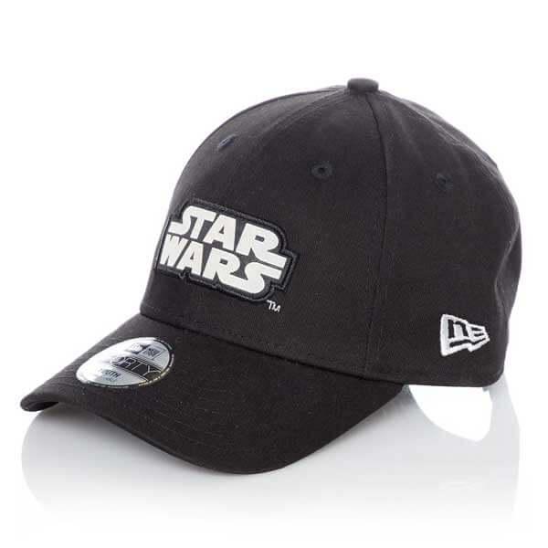 Detská šiltovka New Era 9Forty Youth Star Wars cap Black - UNI