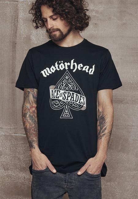 Mr. Tee Motörhead Ace of Spades Tee black - XS