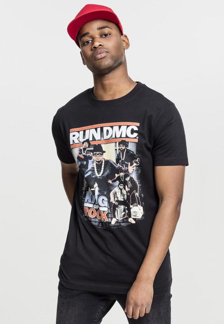 Mr. Tee Run DMC King of Rock Tee black - XS