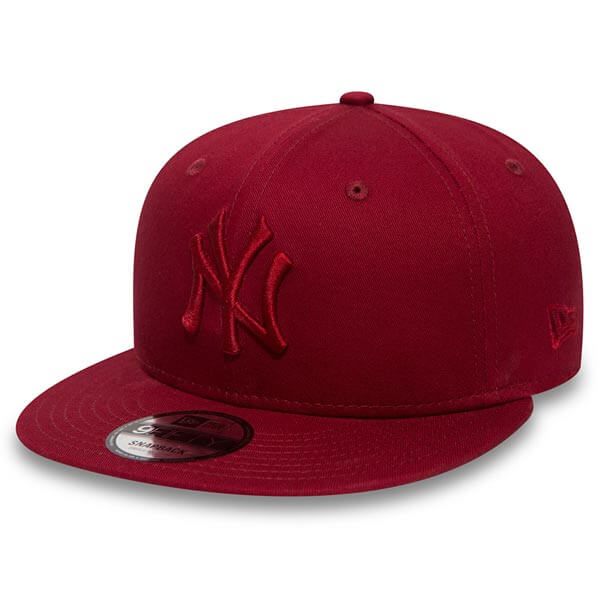 Šiltovka New Era 9Fifty MLB League Esential NY Yankees Red - M/L