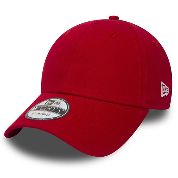 Šiltovka New Era 9Forty Flag Cap Red - UNI