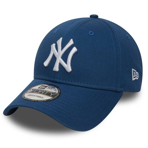Šiltovka New Era 9Forty MLB League Essential NY Yankees Blue - UNI