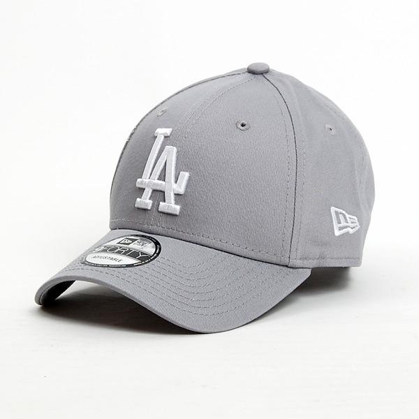 2592d19f3 Šiltovka New Era 9Forty MLB Reverse team LA Dodgers Grey - UNI