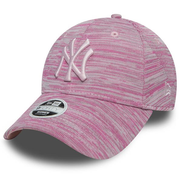 Dámska Šiltovka New Era 9Forty Womens Essential Fit NY Yankees Pink - UNI