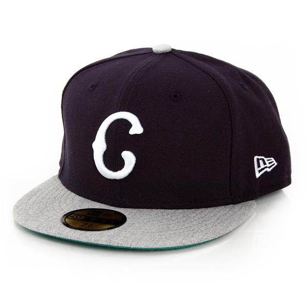 New Era Heathered Out Cleveland Team Grey - 7