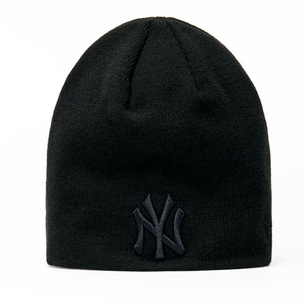 Čapica NEW ERA MLB Dark Base Skull Knit NY Yankees - UNI