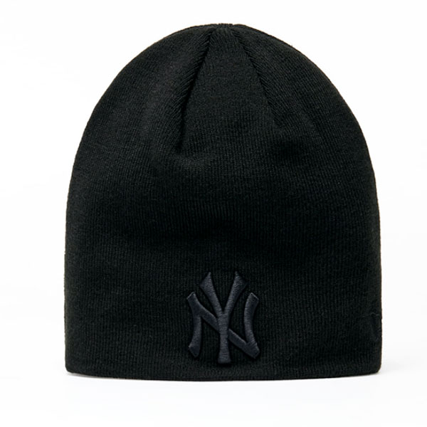 Čapica NEW ERA MLB Dark Base Skull Knit NY Yankees - UNI