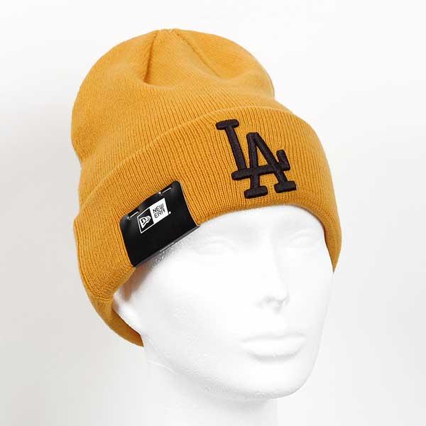 Čapica NEW ERA MLB League essential cuff knit LA Dodgers - UNI