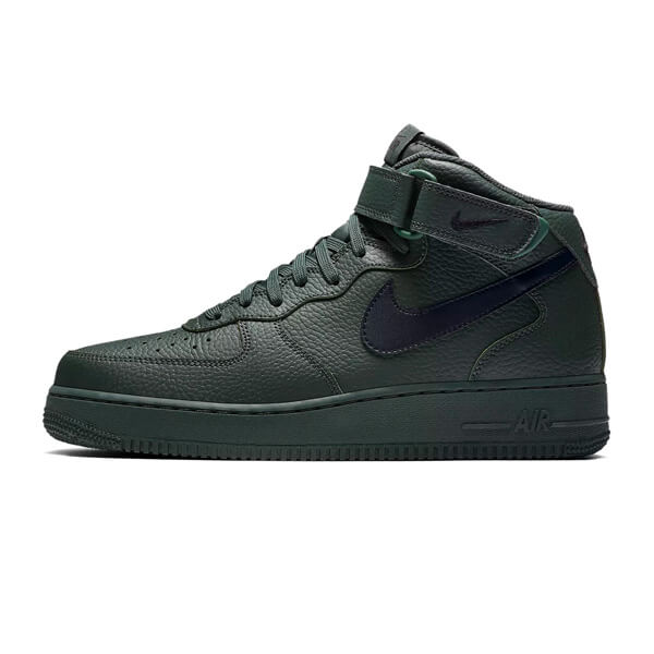 Nike Air Force 1 Mid `07 Green Black 315123-303 - 41 - 8 - 7 - 26 cm