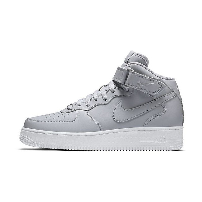 quite nice 7d353 e4493 Tenisky Nike Air Force 1 Mid `07 Wolf Grey Wolf Grey White 315123-046 ...