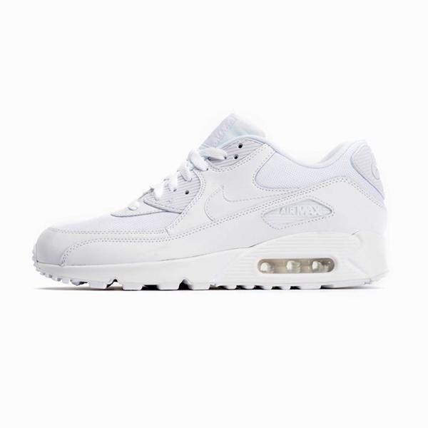 Nike Air Max 90 Essential White White ... a6f4b164eae