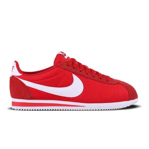 Nike Classic Cortez Leather Red White 807472-604 - 42 - 8.5 - 7.5 - 26.5 cm