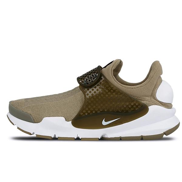 Tenisky Nike Sock Dart Shoe Khaki White Cargo Khaki