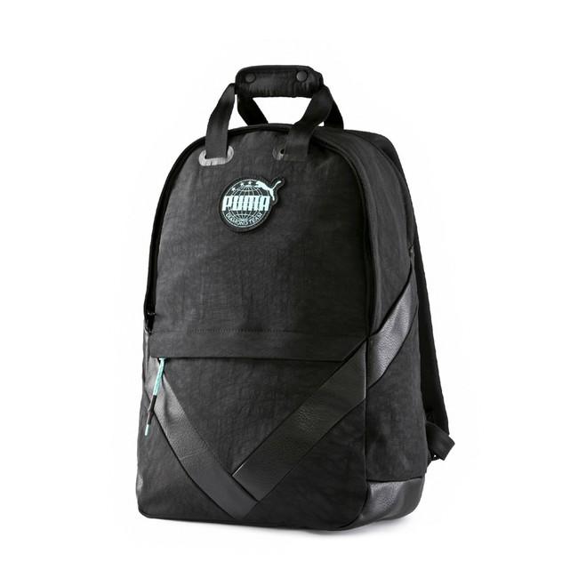 Puma x Diamond Backpack Black Mint 07517701