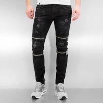 2Y  Braga Skinny Jeans Dark Blue