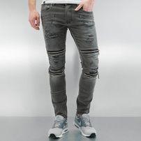 2Y Braga Skinny Jeans Grey
