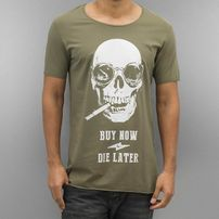 2Y Buy Now T-Shirt Khaki
