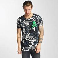 2Y Camo T-Shirt Black