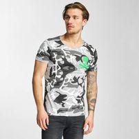 2Y Camo T-Shirt Grey