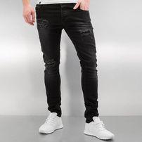 2Y Carlisle Skinny Jeans Black