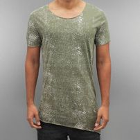 2Y Color Blobs T-Shirt Khaki