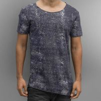 2Y Color Blobs T-Shirt Navy