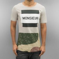 2Y Monsieur T-Shirt Beige