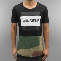 2Y Monsieur T-Shirt Black