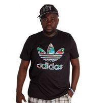 Adidas Trefoil Fill T Black AB9537