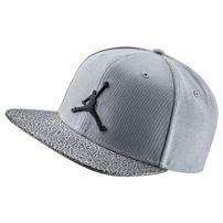 Šiltovka Air Jordan Elephant Bill Snapback Cool Grey Black