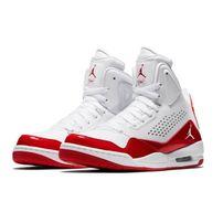 Air Jordan SC-3 White Gym Red 629877-116