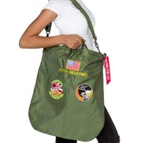 Alpha Industries Helmet Bag Olive