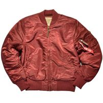 Alpha Industries MA-1 VF 59 Burgundy