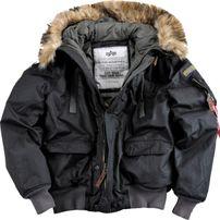 Bunda Alpha Industries Mountain Jacket Black