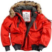 Bunda Alpha Industries Mountain Jacket Red