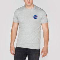 Alpha Industries Space Shuttle Tee Grey