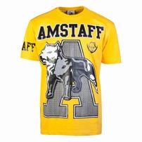 Amstaff Alador Tee Yellow