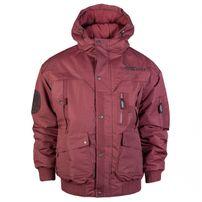 Zimná Bunda Amstaff Conex Winterjacket 2.0 Bordeaux