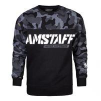 Pánský Sveter Amstaff Marox Sweater Black
