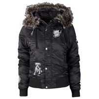Babystaff Nalva Bomber Woman Jacket Black