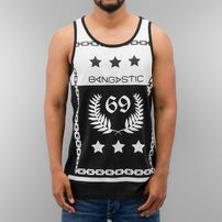Bangastic 69 Tank Top Black/White