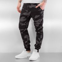 Bangastic Brock Sweatpants Black/Grey