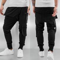 Bangastic New Pocket Sweat Pants Black