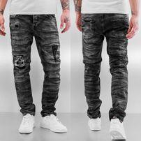 Bangastic Slim Fit Jeans Black Wash